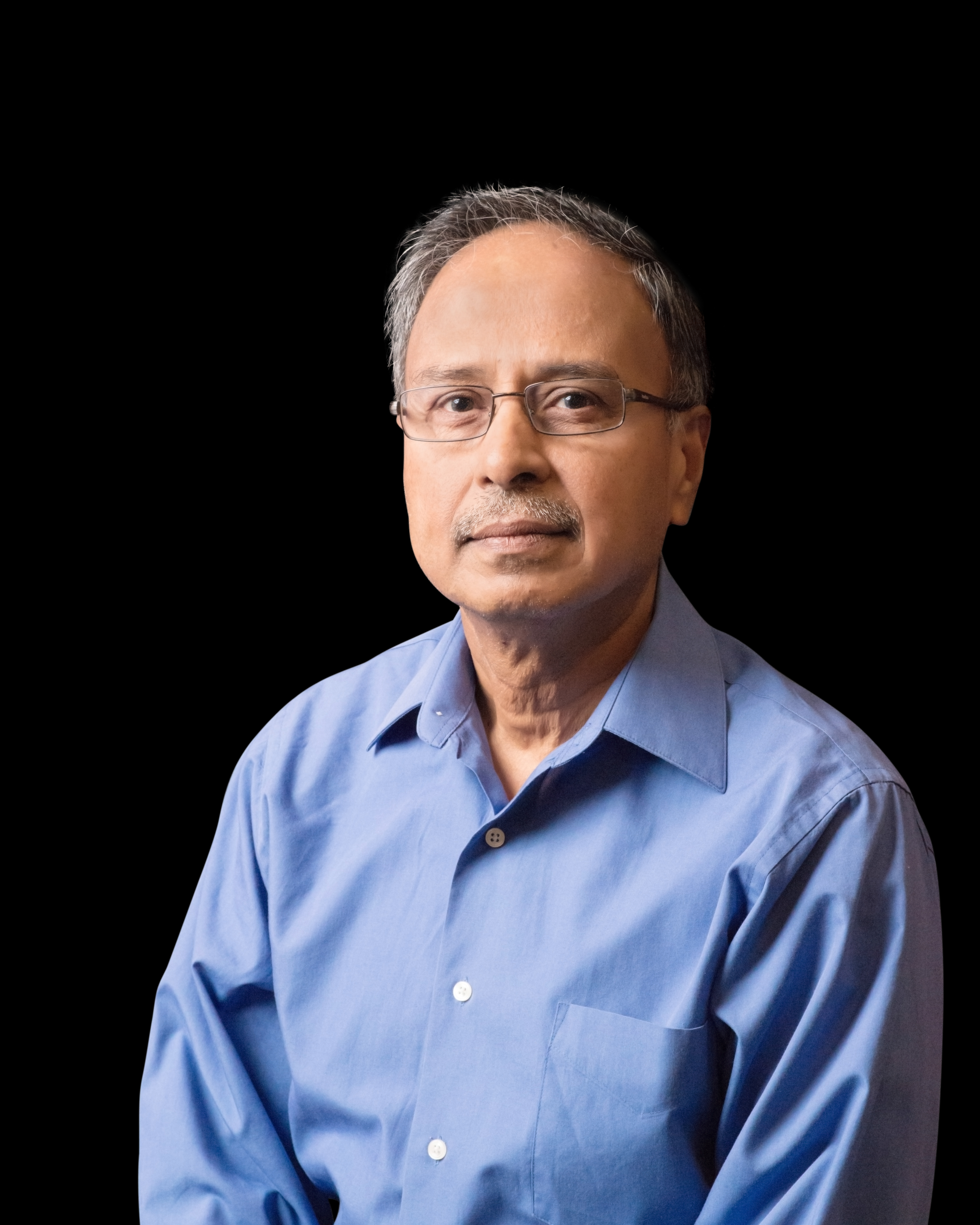 portrait image of Mali Subbiah